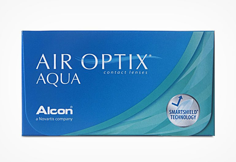 Air Optix Aqua Monatslinsen: Vor- & Nachteile