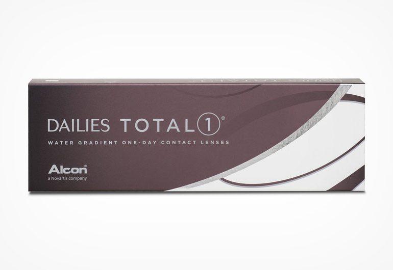 Dailies Total 1 Tageslinsen: Vor- & Nachteile, Kundenmeinungen